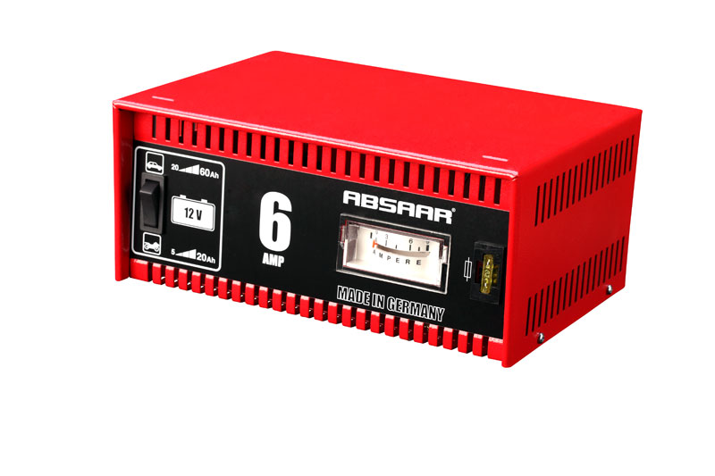Absaar Battery Charger 6 Amp